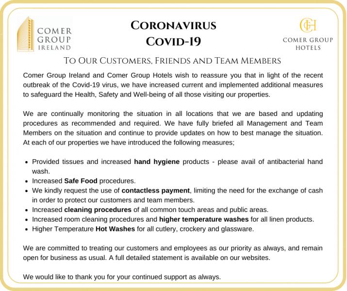 coronavirus social media
