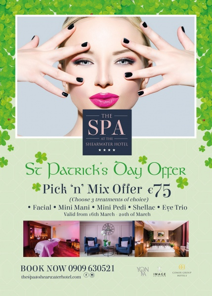 the paddys offer facebook
